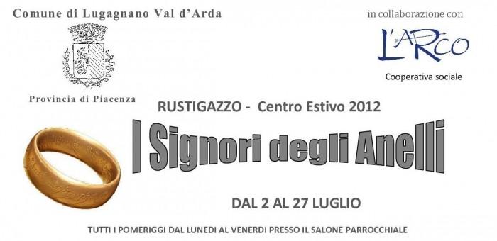 locandina Centro Estivo Rustigazzo 2012-1