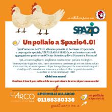 5-per-mille-larco-2021_un-pollaio-a-spazio4-0